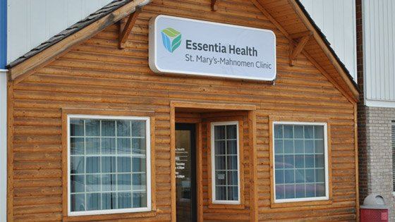 Essentia Health St. Mary's-Mahnomen Clinic