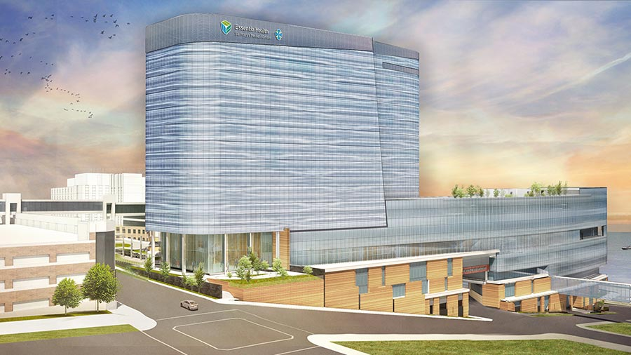 design duluth mn vision northland duluth building project essentia health
