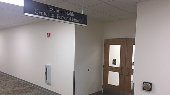 Essentia Health-Center for Personal Fitness (Duluth)