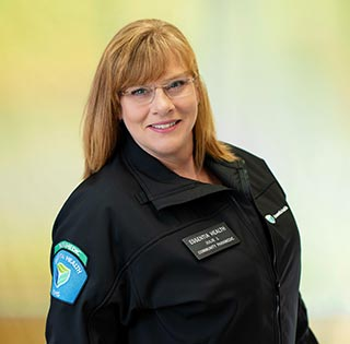 Julie Jenson, Essentia Health Community Paramedic