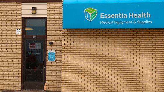 Essentia Health Medical Equipment & Supplies (Virginia)