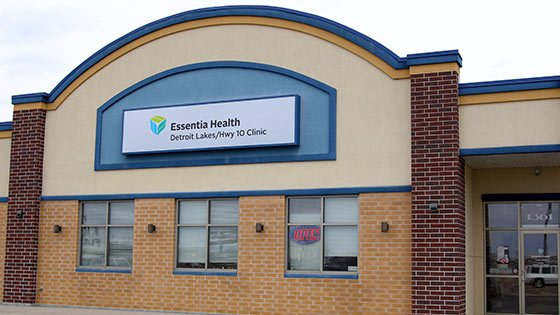 Occupational Medicine - Essentia Health Detroit Lakes/HWY 10 Clinic