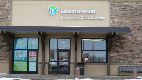 Essentia Health Convenient Care-Superior